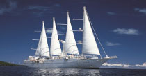 Windstar: Wind Spirit Cruises