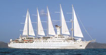 Windstar: Wind Surf Cruises