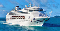 P&O Australia: Pacific Dawn Cruises