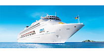 P&O Australia: Pacific Jewel Cruises